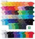 ヘビーウェイトTシャツ 【50色  サイズ100〜XXXL】