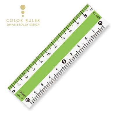 画像3: カラー直線定規10cm