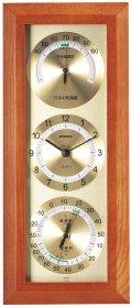 快適モニタ1台4役不快指数・時計・温度・湿度計