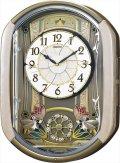 セイコー からくり電波時計 RE567G