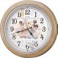 セイコー ディズニータイム 木枠スタンダード電波掛時計 FW561A