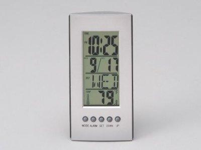 画像1: 多機能デジタルカレンダークロック