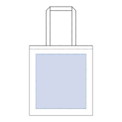 画像3: 厚手コットンバッグ(L)