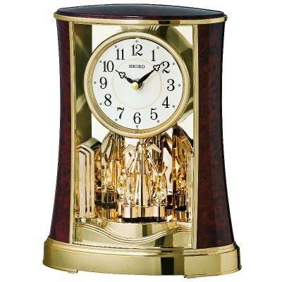 セイコークロック 置時計 BY427B
