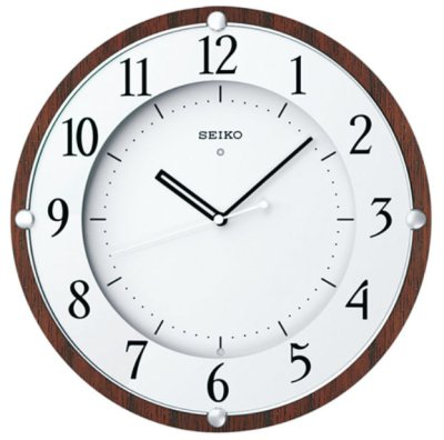 セイコークロック 電波掛時計 KX373B