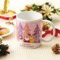 ハッピークリスマス・マグカップ(1コ入)