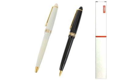 ゴールドラウンドボールペン【のし箱付】