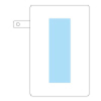画像4: AC付きバッテリーチャージャー6,000mAh(白)