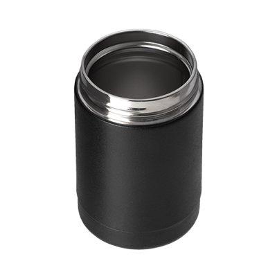 画像2: ステンレスフードポット(300ml) (黒)